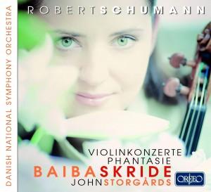 e_CD Cover Schumann